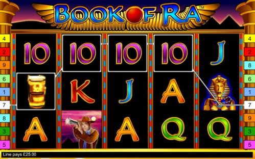 book of ra online spiele