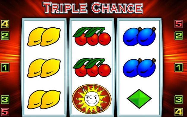 triple chance spielen